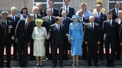 Pourquoi il n'y a pas de cérémonie internationale en France pour les 75 ans du