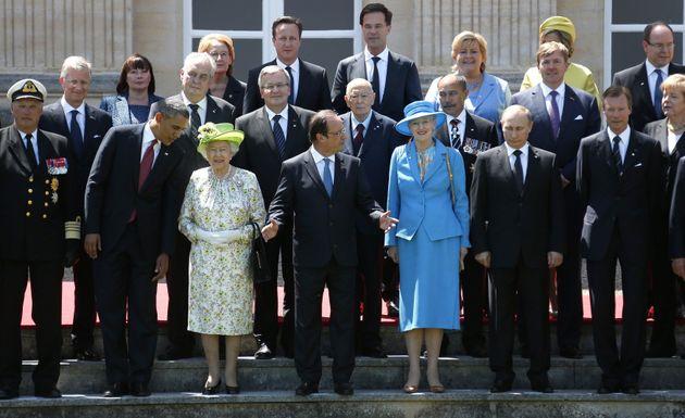 Contrairement à 2014, la cérémonie internationale de commémoration du Débarquement...