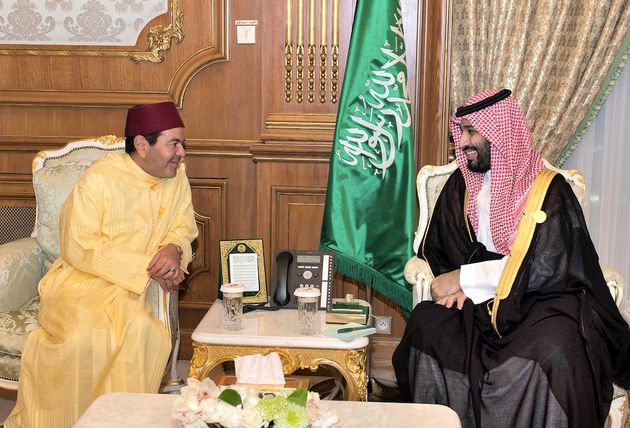 Le prince Moulay Rachid rencontre Mohammed Ben Salman en marge du Sommet de