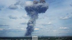 Ρωσία: Κατασβέστηκε η πυρκαγιά στο εργοστάσιο Κριστάλ - Στους 79 οι