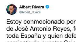 Críticas a Albert Rivera por este tuit sobre la muerte de