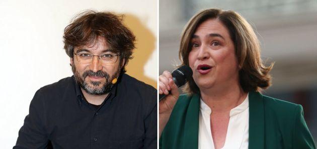 Jordi Évole y Ada