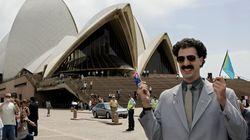 Sacha Baron Cohen Says 'Borat' Broke Up Pam Anderson And Kid