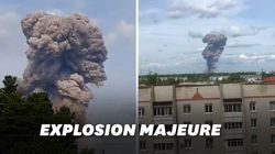 En Russie, une déflagration dans une usine d'explosifs fait des dizaines