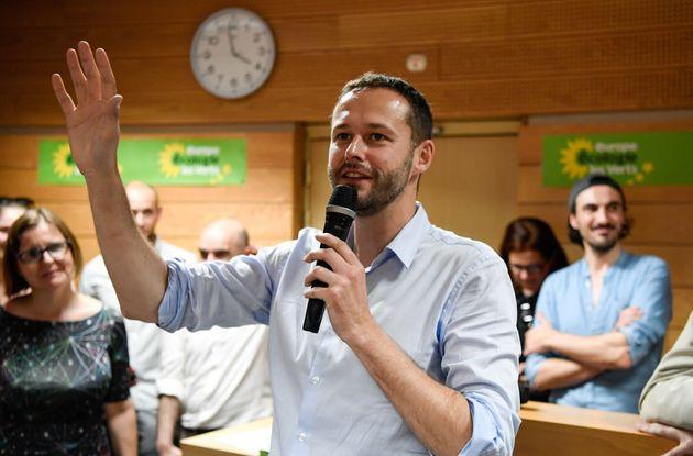 David Belliard élu tête de liste EELV pour les municipales à Paris en