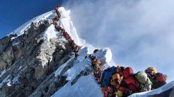¿Te impresionó esta foto del Everest? Espera a ver el