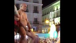 Detenido un aficionado del Liverpool por abusar de una turista, masturbarse en público y golpear a la