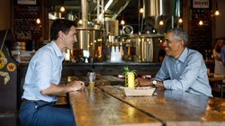 Obama And Trudeau's Brewery Meetup Shows Bromance Still Going