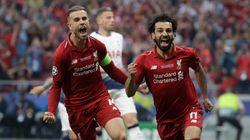 Liverpool s'impose contre Tottenham et remporte la Ligue des