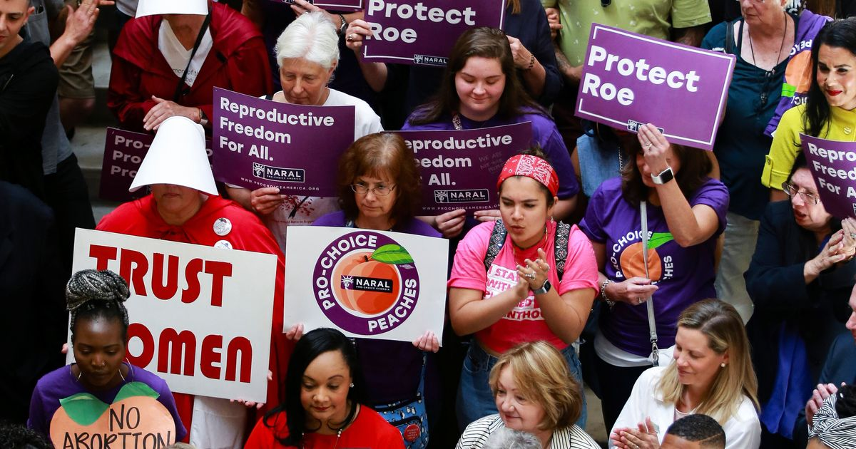 Extreme Abortion Bans Inspire Progressive Women To Run For Office thumbnail