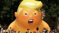 Trump Baby Blimp, 10,000