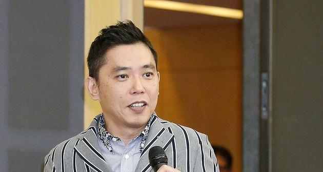太田光(2015年10月04日撮影)