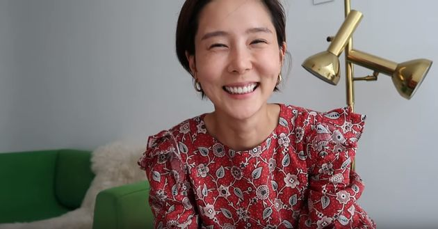 김나영이 유튜브 수익을 공개하고 전액 기부를