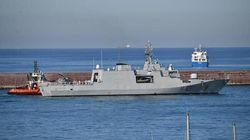 La nave Cigala Fulgosi arrivata a Genova. A bordo 100 migranti, anche minori non