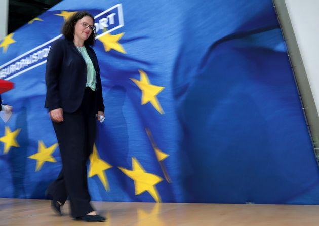 Γερμανία: Παραιτήθηκε η πρόεδρος των