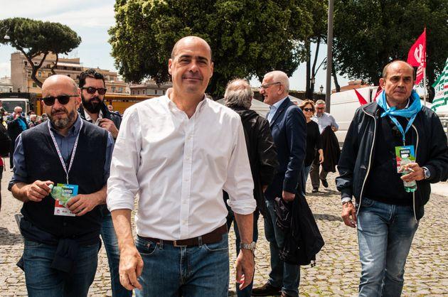 Il Pd a Roma è uscito dalla
