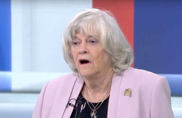 Ann Widdecombe Says 'Science Might Find The Answer' To Being