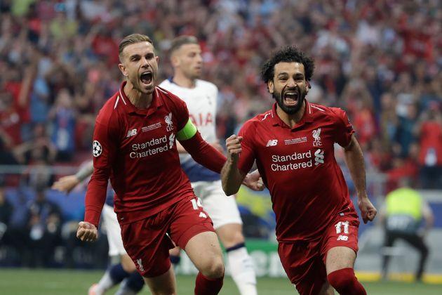 Finale de la Ligue des Champions: Liverpool bat Tottenham