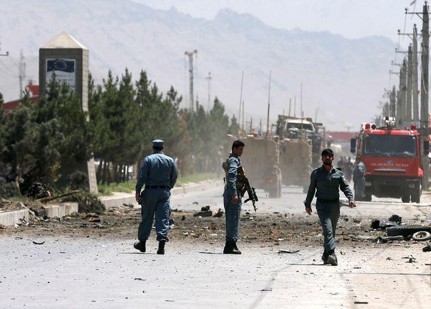 Εκρήξεις στην Καμπούλ - Τουλάχιστον δύο