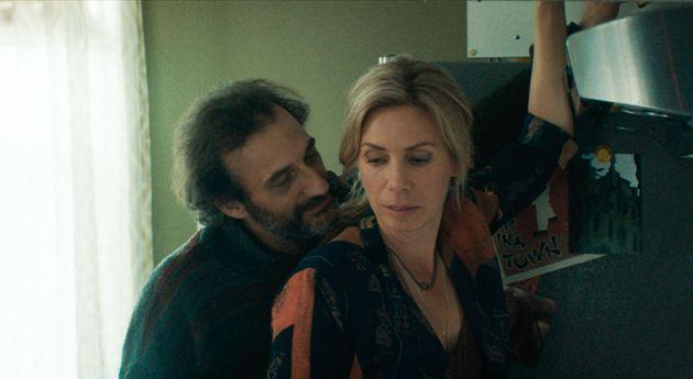 Martin Dubreuil et Céline Bonnier dans «À tous ceux qui ne me lisent