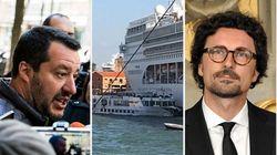 Venezia, collisione tra nave da crociera e battello. Salvini: