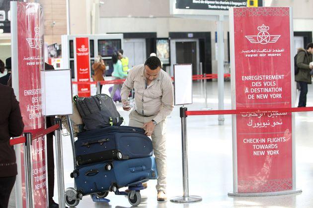 Perturbation du trafic au niveau de l'aéroport Mohammed V de