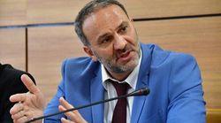 Επεισόδιο σε εκλογικό κέντρο: Ο πρώην υπουργός Νίκος Μαυραγάνης πιάστηκε στα χέρια με τοπικό