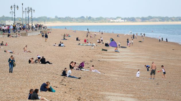 UK Weather: Britain Basks In Hottest Day Of The Year So Far, But It Probably Won't