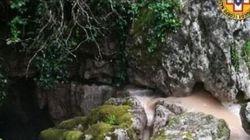 Quattro speleologi intrappolati nella grotta