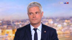 Laurent Wauquiez annonce sa démission de la présidence des