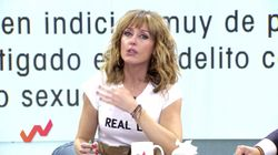 Emma García rompe a llorar con el testimonio de una invitada de 'Viva la