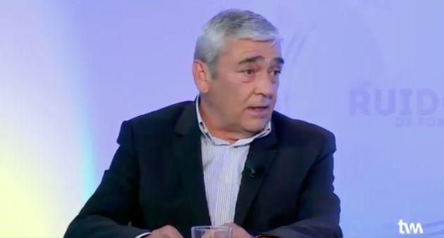 Francisco Álvarez, diputado de Ciudadanos en