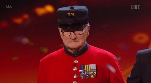 Colin Thackery has won Britain's Got Talent