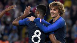 Regardez les buts de la victoire des Bleus (2-0) face à la