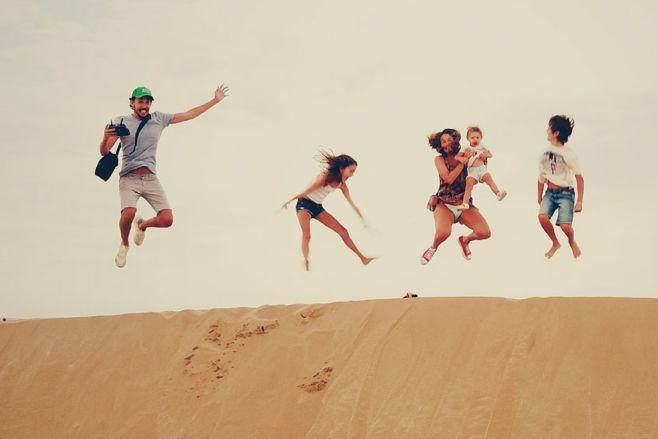 牢記4個旅平險錦囊 暑期親子旅遊快樂行!
