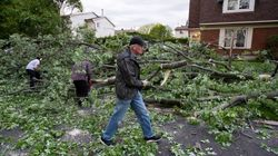Ottawa Tornado Tears Off Roofs, Topples Trees In