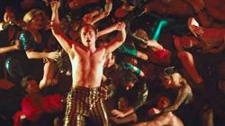 Inside The Glorious 'Rocketman' Orgy Scene That Almost Got Cut From The