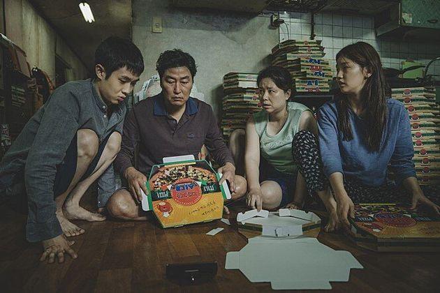 계급투쟁과 가족 : 영화