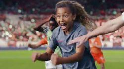El aplaudido anuncio de fútbol de Nike en el que ellas son las