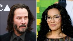 Ali Wong: Keanu Reeves Isn't Like His Jerk 'Always Be My Maybe'