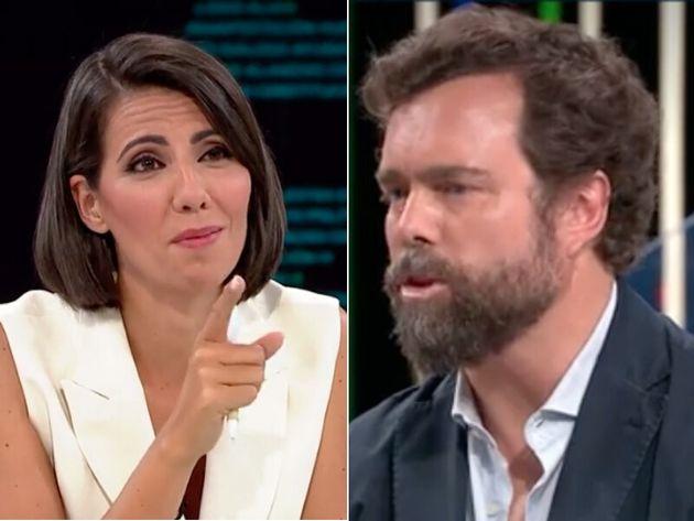 Espinosa de los Monteros niega que Vox sea un partido ultra y Ana Pastor reacciona