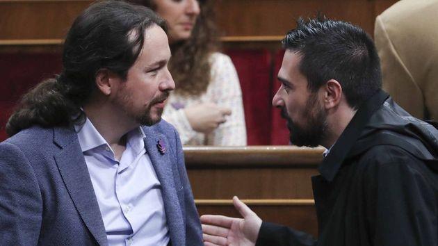 Espinar pide un Vistalegre III y carga contra la dirección de Podemos: