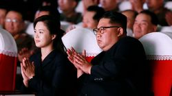North Korean Official Reportedly Purged Seen Back In Public Alongside Kim Jong