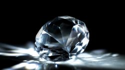 Nei diamanti i resti di antichi fondali oceanici