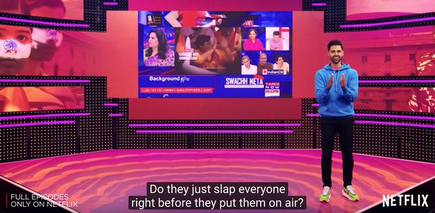 Hasan Minhaj Said No Thanks To Times Now, But They Just Can't Let It