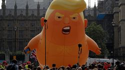 UK Broadcaster Trolls Trump's State Visit With Ad Mocking His Lack Of