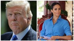 Trump Camp Denies President Calling Meghan Markle Nasty — With Clip Of Him Calling Her