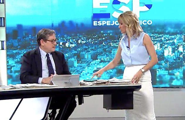 Paco Marhuenda en una imagen de archivo de 'Espejo