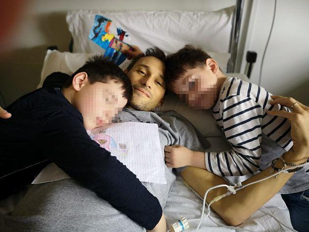 Militare e papà colpito da sarcoma rarissimo a 37 anni. La raccolta fondi per operare