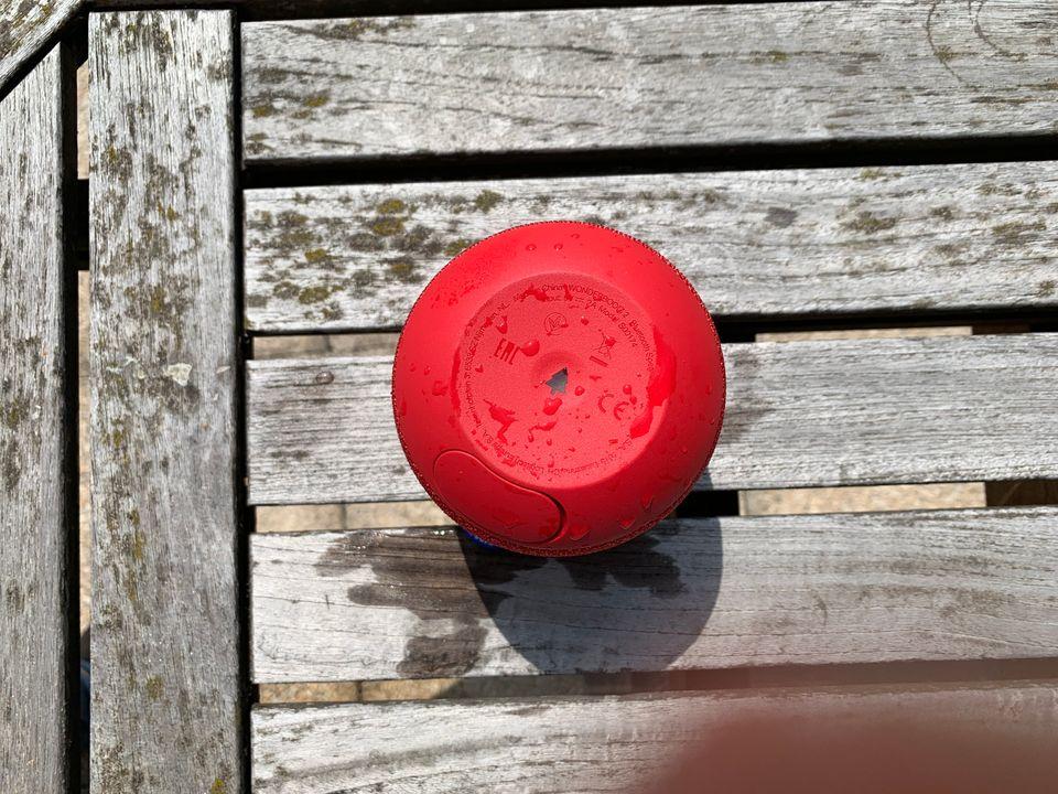 Le bouton pour le mode Plein air se trouve sous